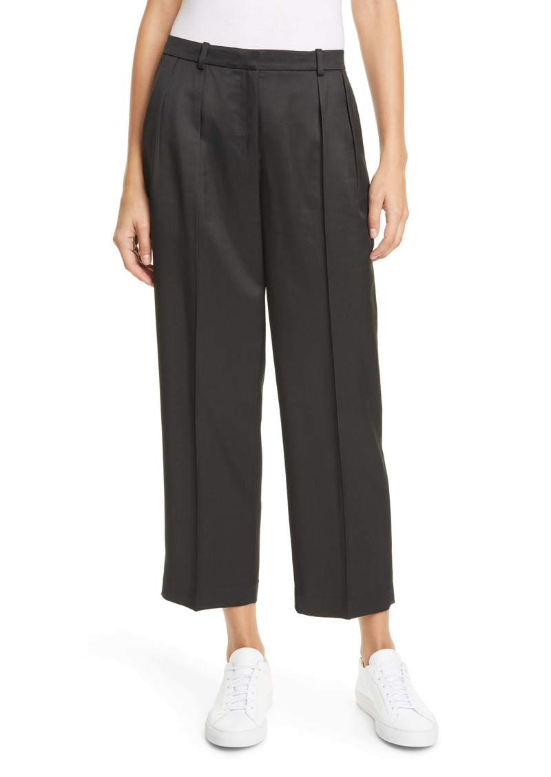 Theory Sleek Crop Trousers