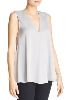 Theory Sleeveless A-Line Top