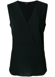 Theory sleeveless blouse - Black
