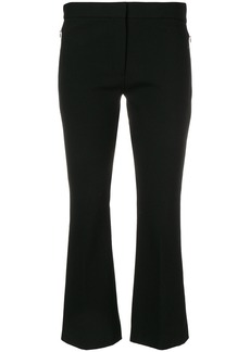 Theory slim cropped culottes - Black