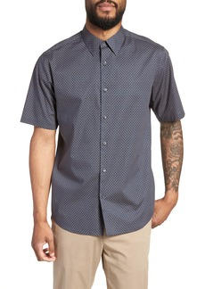 Theory Slim Fit Irving Bayliss Woven Shirt