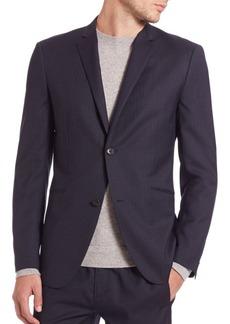 Theory Slim-Fit Italian Virgin Wool Jacket