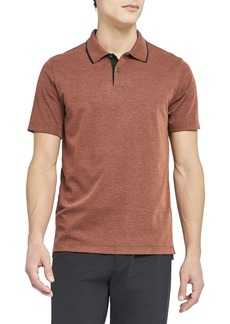 Theory Standard Tipped Regular Fit Polo Shirt