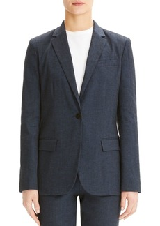 Theory Staple Tailored Blazer
