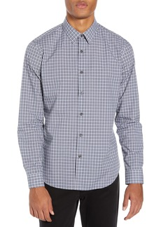 Theory Sylvain Regular Fit Check Sport Shirt