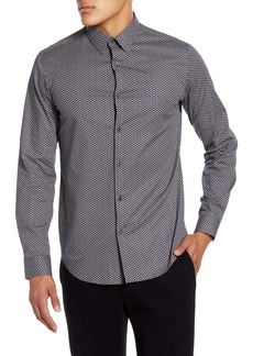 Theory Sylvain Slim Fit Button-Up Shirt