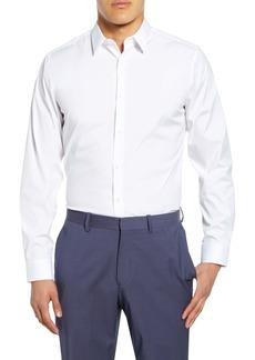 Theory Sylvain Kenai Slim Fit Button-Up Shirt