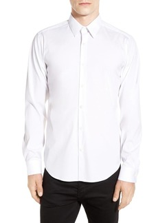 Theory 'Sylvain' Trim Fit Long Sleeve Sport Shirt (Nordstrom Exclusive)