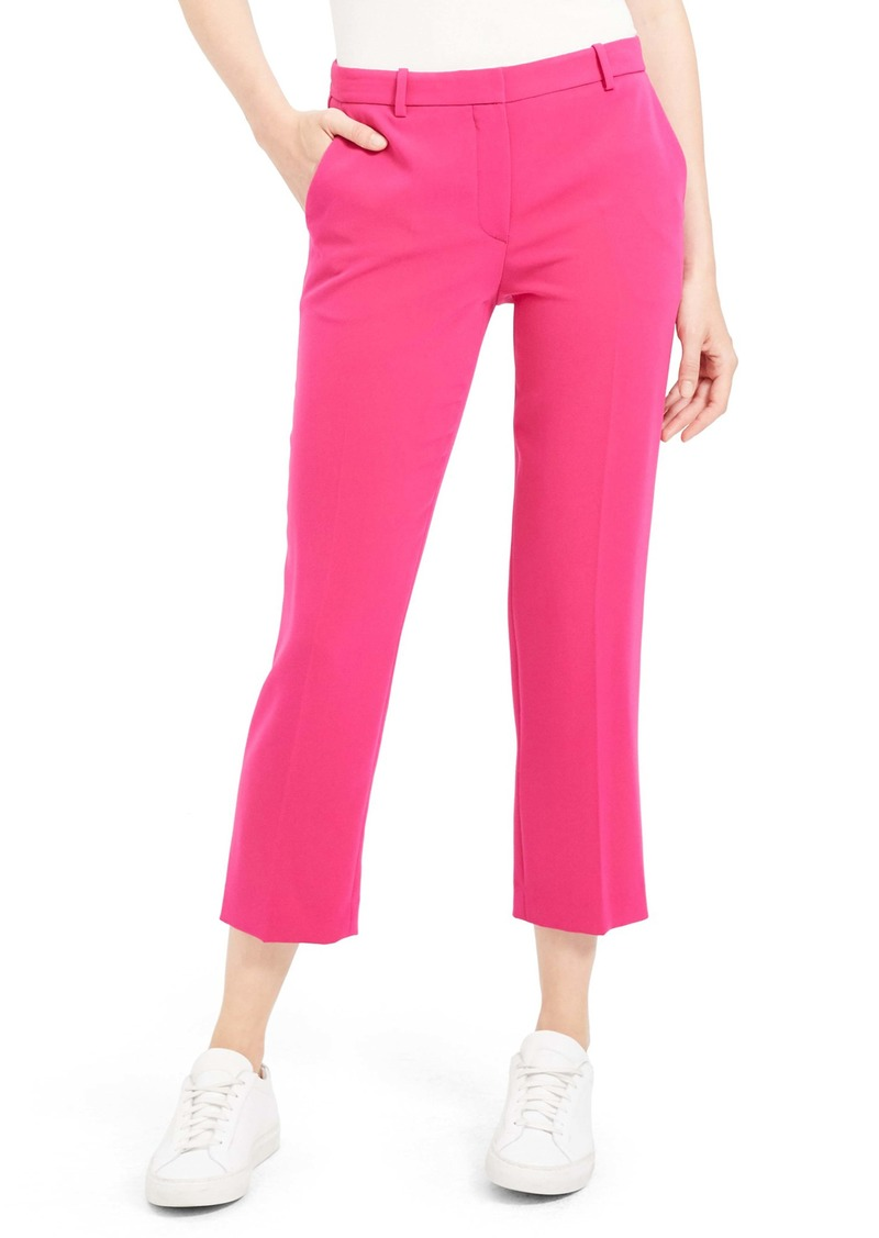 Theory Tailored Ankle Trousers