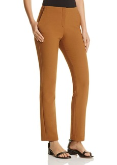 Theory Tennyson Straight-Leg Pants