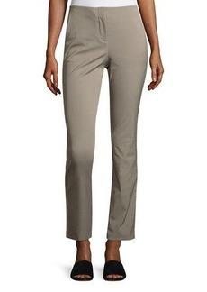 Theory Tennyson Straight-Leg Sidewalk Pants