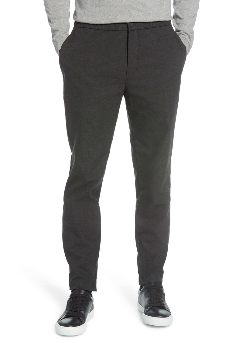 Theory Terrance Tech Regular Fit Jogger Pants