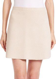 Theory Teslia Knit Mini Skirt