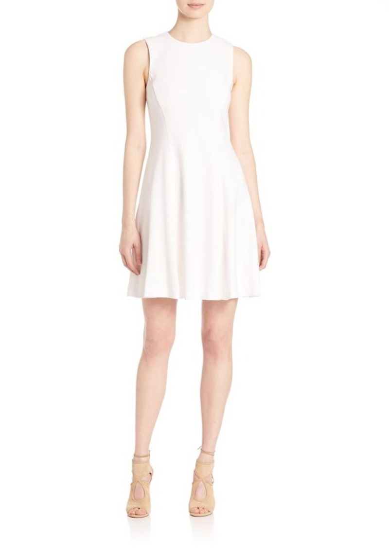 Theory Tespa Admiral Crepe Dress
