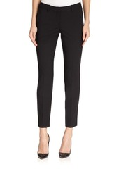 Theory Testra Edition Stretch Cropped Pants