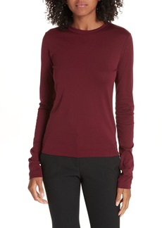 Theory Tiny Long Sleeve Tee