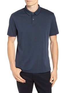 Theory Tipped Piqué Polo