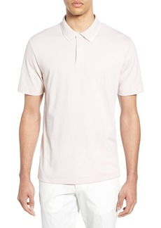 Theory Tipped Solid Polo