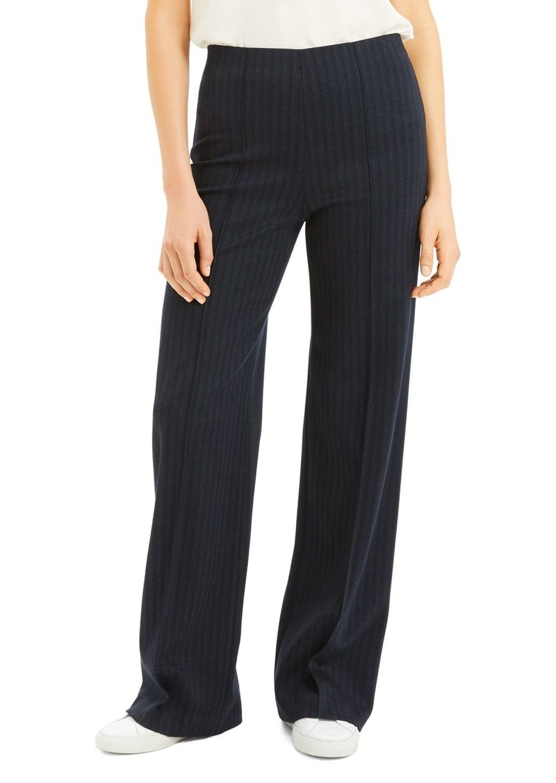 Theory Tonal-Stripe Pants