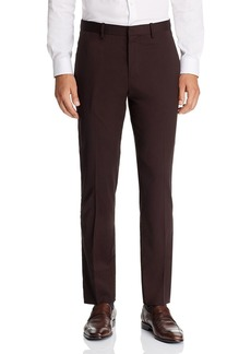 Theory Mayer Sartorial Stretch Wool Slim Fit Suit Pants