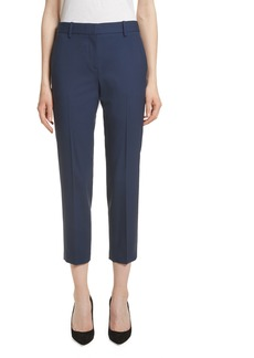 Theory Treeca 2 Good Wool Crop Suit Pants (Nordstrom Exclusive)