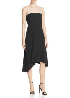 Theory Trelle Strapless Dress