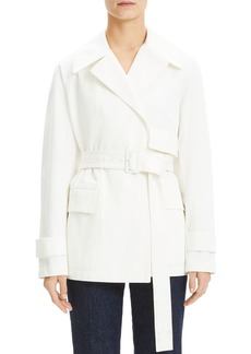 Theory Trench-Style Utility Jacket