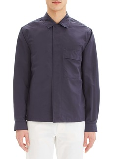 Theory Trevor Shirt Jacket