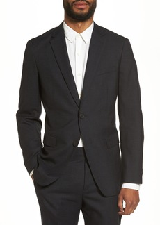 Theory Trim Check Sport Coat