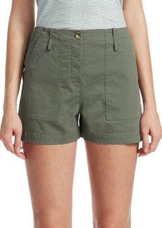 Theory Twill Cargo Shorts