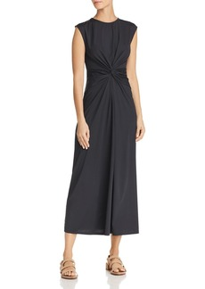 Theory Twist-Front Dress