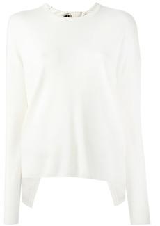 Theory 'Twylina' sweater - White