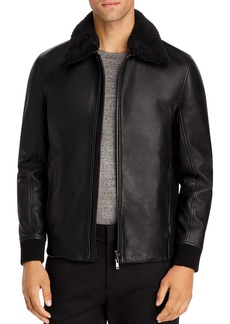 Theory Tyler NC Kelleher Leather Jacket - 100% Exclusive