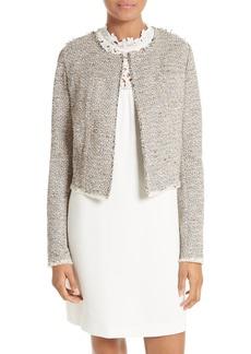 Theory Ualana Tweed Jacket