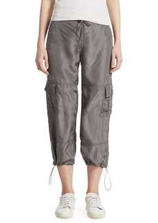 Theory Utility Cargo Capri Pants