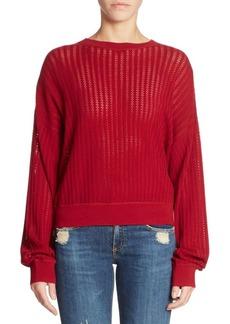Theory Verlina Merino Wool Sweater
