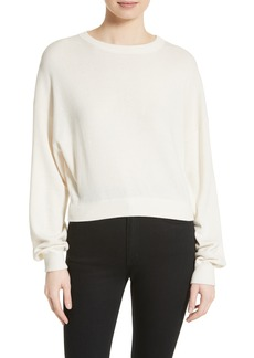 Theory Verlina Silk Blend Sweater