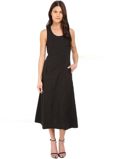 Theory Vlorine Crunch Wash Dress