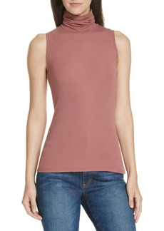 Theory 'Wendel' Sleeveless Turtleneck Top