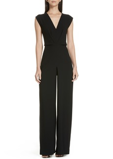 Theory Wide Leg Jumpsuit