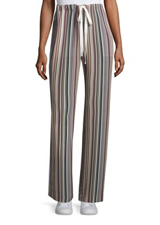 Theory Winszlee P Resort Stripe Pants