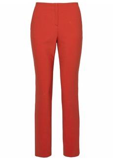 Theory Woman Cady Straight-leg Pants Orange