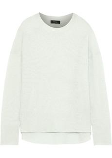 Theory Woman Karenia Cashmere Sweater Mint