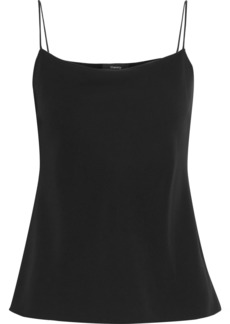 Theory Woman Teah Crepe De Chine Camisole Black