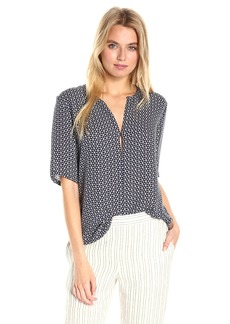 Theory Women's Antazie Tile Geo Top  P