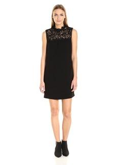 Theory Women's Aronella Elevate Crepe Dress