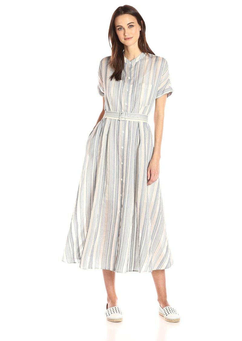 Theory Women's Avinka Vall Stripe Dress