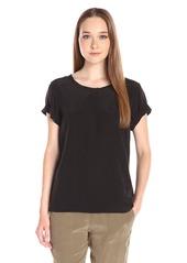 Theory Women's Bakeeve Summer Silk Shirt  P