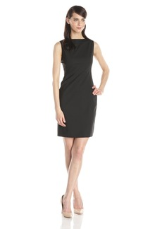 Theory Women's Sleeveless Betty Shift Dress