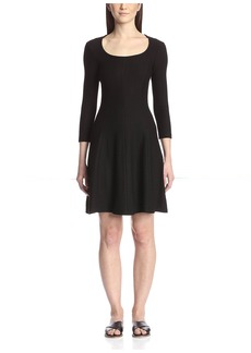 Theory Women's Beyao Scoopneck Dress